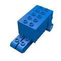 土城公主樂糕殿 LEGO 7590 /47715c01 玩具總動員 迴力車馬達 迴力裝置 9 x 4 x 2 2/3