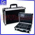 鋁箱.工具箱.儀器箱 大型(台灣製造) 霧黑色 # B000370