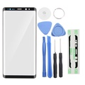 Front Glass Panel Touch Screen Replacement + Tools for Samsung Galaxy Note 8