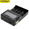 Liitokala Lii-PD4 4槽鋰電池充電器for 26650/ 21700/ 20700/ 18650/ 18
