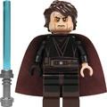 LEGO 樂高 星際大戰人偶 安納金 披風西斯 9526