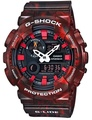 Casio G-Shock G-Lide GAX-100MB-4A Red