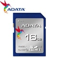 ADATA 威剛 16GB 16G 50MB/s SDHC SD UHS-I C10 記憶卡