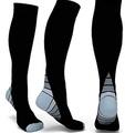 SWorld ใหม่ทางการแพทย์ขารองรับ Shin ถุงเท้าขนาดกะทัดรัดเส้นเลือดขอดรัดน่อง