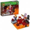 LEGO 樂高 Minecraft The Nether Fight 21139 Building Kit (84 Piece)