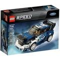 【周周GO】 LEGO 樂高 Speed 75885 Ford Fiesta M-Sport WRC