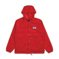 Brixton - PALMER HOOD JACKET RED/NAVY 紅色 連帽外套 現貨販售