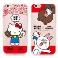 GARMMA Kitty聯名 iPhone 6/6S+ 空壓氣墊防摔保護殼