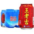 王老吉 植物性涼茶 310ml (6入組)