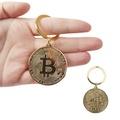 【橘子包舖】錀匙圈 韓國正貨 FROMb 比特幣錀匙扣  Bitcoin 挖礦 [A0589]