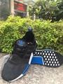 Adidas Original NMD R1 ผู้ชายส่วนลดรองเท้าวิ่งสีเทา