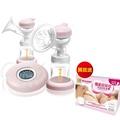 優生 觸控式輕量雙邊電動吸乳器(送超吸收防溢母乳墊36片)