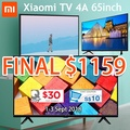 **READY STOCK** [Xiaomi TV ] Xiaomi TV 55/65/75inch Smart TV  - Smart Android system