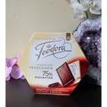 代購 德國Feodora 賭神巧克力 75% 30 片大盒裝.