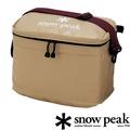 日本 Snow Peak 軟式保冰袋-18L(Soft Cooler 18)保冷/保冷/保溫/行動冰箱/提水桶.戶外露營釣魚野炊 FP-118