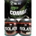 ❇預購❇ [億万小舖#205] Costco代購 MP Combat 高蛋白 ON 分離乳清蛋白 香草奶昔 高蛋白粉