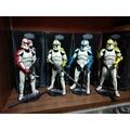 STAR WARS Sideshow 1/6 星際大戰 複製人隊長4隻合售