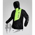 【HS鴻聖騎士精品館】歐洲名品 POLE AR801 兩截式雨衣 簡潔時尚 高品質雨衣 綠色款