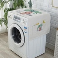 Cotton Linen Universal Drum-Type Storage Haier Littleswan Midea SIEMENS Panasonic Fully Automatic Washing Machine Cover Fabric