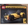 [康康Shop]LEGO★21307 樂高卡特漢姆 Caterham Seven 620R 手工跑車