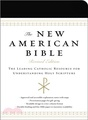 The New American Bible—Black Imitation Leather