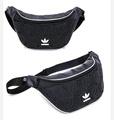 Adidas Originals 3D Mini Airline (ISSEY MIYAKE Style Shoulder Bag) สีดำ