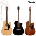 [免運費可分期]FENDER CD-60SCE 可插電41吋 單板民謠吉他/電木吉他 內建調音器 贈琴袋