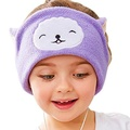 ALH Firik Kids Headphones - Easy Adjustable Kids Costume Headband Silky Headphones for Children, Perfect for Travel and Home - Catsheep