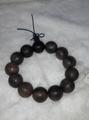Black Sinking Agarwood 18mm Bracelet