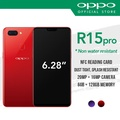 [OPPO Official] OPPO R15 Pro Smartphone / Non Water Resistant / 2 Years Warranty / Free Headphone and Powerbank