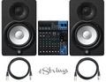 【六絃樂器】全新 Yamaha MG10XU 混音器 + HS8 監聽喇叭*2 / 工作站錄音室 專業音響器材
