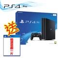 【年末感恩大回饋】SONY PS4 Pro 極致黑1TB主機 [送:精選遊戲任選一]