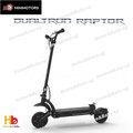 MiniMotors DUALTRON RAPTOR ELECTRIC SCOOTER E-SCOOTER