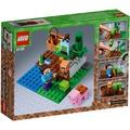 店推兒童節禮物樂高LEGO 我的世界 21138 甜瓜農場/21139 冥界之爭
