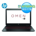 HP 惠普 OMEN 15-ax041TX 15.6吋 電競筆電