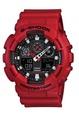 Casio G-Shock Red (GA100B-4A)