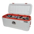 Igloo 美國製 113公升 120QT 露營冰桶 釣魚 海釣 露營 保冷冰箱 移動 戶外 休閒冰箱 拉桿冰桶 擺攤