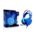 B.FRIEND CH4 虛擬 7.1 藍極光 電競耳機 耳機