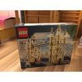 Lego 樂高 10214 倫敦鐵橋 限量 全新