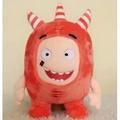正版奇寶萌兵Oddbods毛毛頭玩偶娃娃毛絨公仔幼兒園兒童情侶禮物