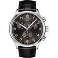 TISSOT天梭 韻馳系列 Chrono XL計時手錶-灰x黑/45mm T1166171605700