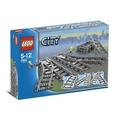 ||一直玩|| LEGO 7895 切換式鐵軌 Switching Tracks (City)
