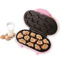 (福利品)【獅子心】 新版粉紅色營養十二生肖蛋糕機LCM-139 / 點心機 / 雞蛋糕