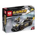磚塊積木-樂拼28003或SY6799超級賽車相容LEGO非樂高75877