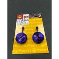 POSH 鈦合金系列 鈦合金OHLINS氣瓶調整旋鈕 適用:OHLINS後避震 (一組2入)