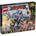 [BrickHouse] LEGO 樂高 70656 旋風忍者 伽瑪當鯊魚機器人  全新未拆