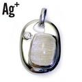 【Ag+】時尚別緻的鈦晶墜飾