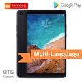 Original Xiaomi Mi Pad 4 Snapdragon 660 AIE Tablets 8'' 1920x1200 FHD AI Face 16:10 Screen MiPad 4 Tablet WiFi/LTE Mi Tablets
