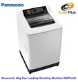 Panasonic 9kg Top Loading Washing Machine NAF90A1 * NEW MODEL