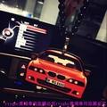 HF 風格 BMW 低趴寶馬 E39 潮流個性 創意後視鏡 掛件車載改裝